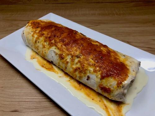 Burrito hacienda